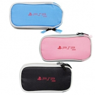 PSP 2000 Compatible Soft Protection Pouch-Color Black