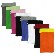 Apple iPad Compatible Sock-Colors White